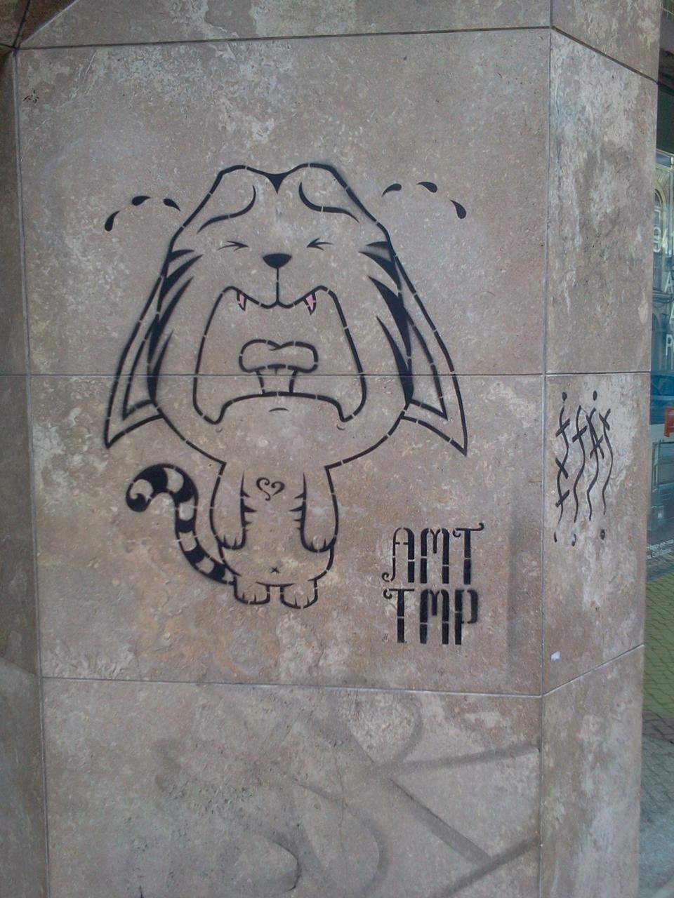 Grafitti? Kunst!