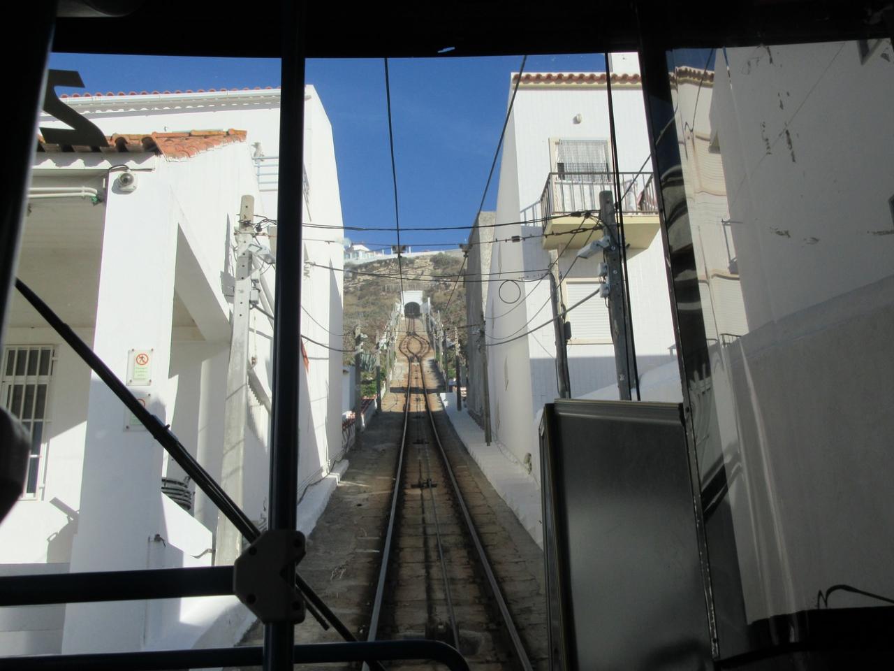 Bahn zum Sitio