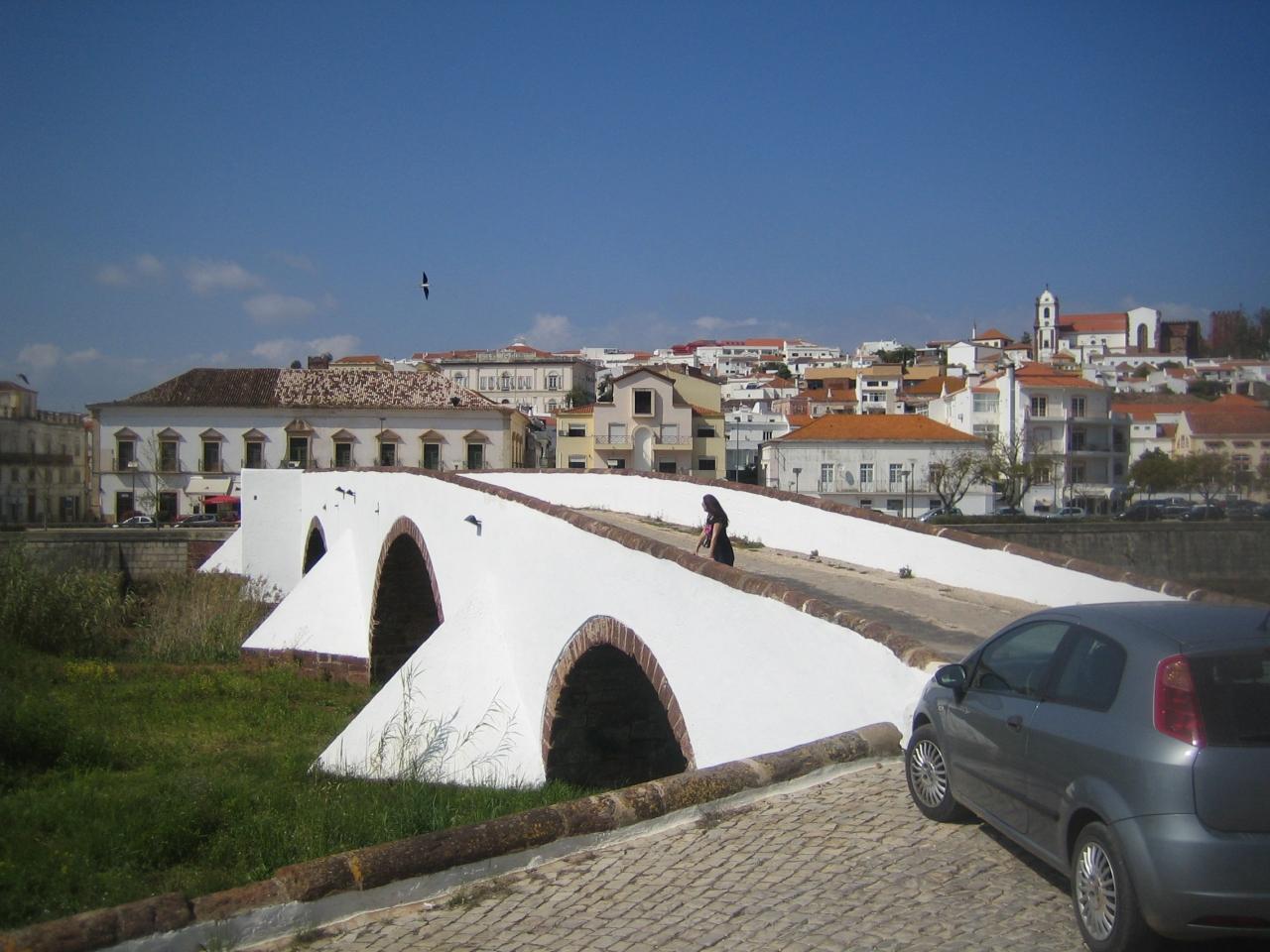 Silves Brücke