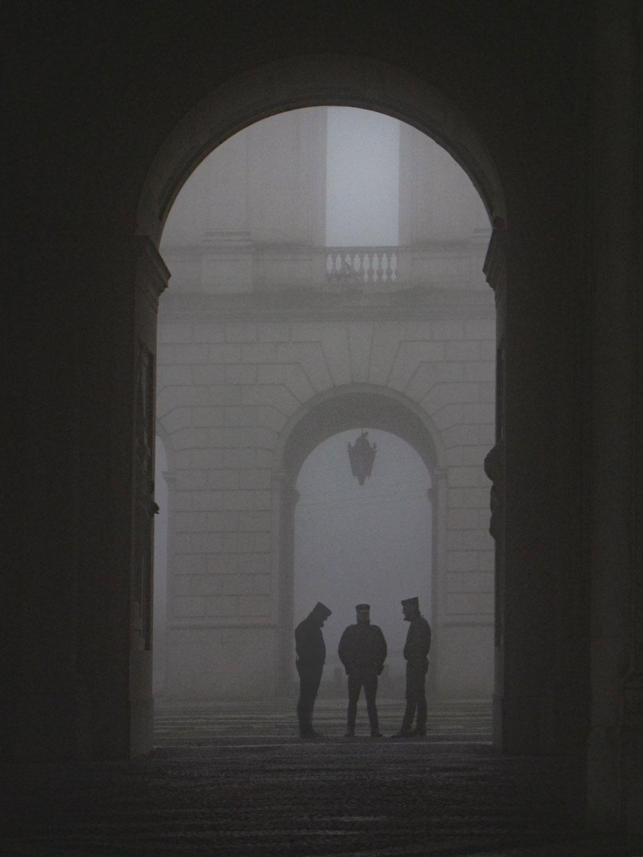 Nebel in Ajuda